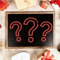 A range of mystery parcels