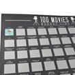 100 Movies Scratch Off Bucket List