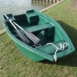 Small Family Boat with Wheels