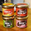 Eat 17 Bacon Jam Set of Four
