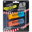 E-Racers Pull Back Racing Erasers
