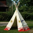 Cowboys and Indians Tepee