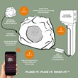 Bluetooth Garden Rock Speaker