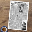 The Times Frontpage Personalised Jigsaw Puzzle