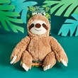 Sloth Speak and Repeat Toy