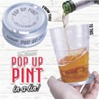 Pop Up Beer Cup