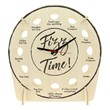 Prosecco Fizz Time Clock Set