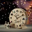 Gin Time Clock Set