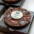 Best of British Mini Belgian Chocolate Pizzas