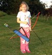 "Complete Archery Kit for Children - 93cm (36"") Bow"