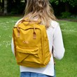 Personalised Canvas Backpack