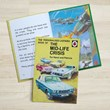 Personalised Ladybird Book of the Mid-Life Crisis - For Couples