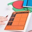 Table Tennis Notepads