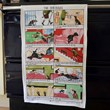 Tottering Tea Towels - Wine & The Dog Set