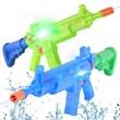 Powerful Electric Water Gun Shoots 40ft