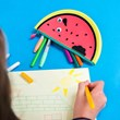 Juicy Watermelon Pencil Case