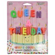 Queen For The Day Candles