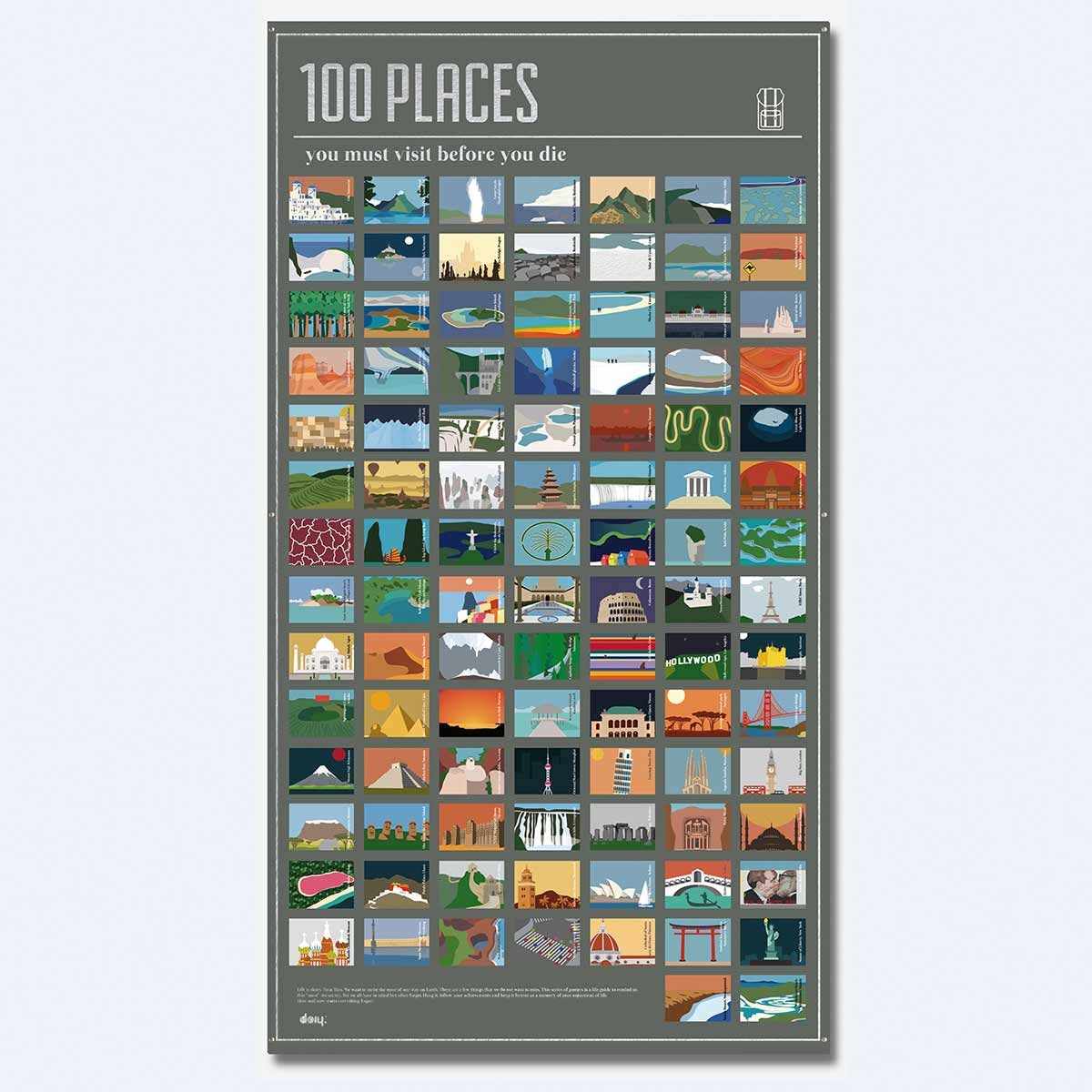 Amazing 100 Places To Visit Before You In The World Travel