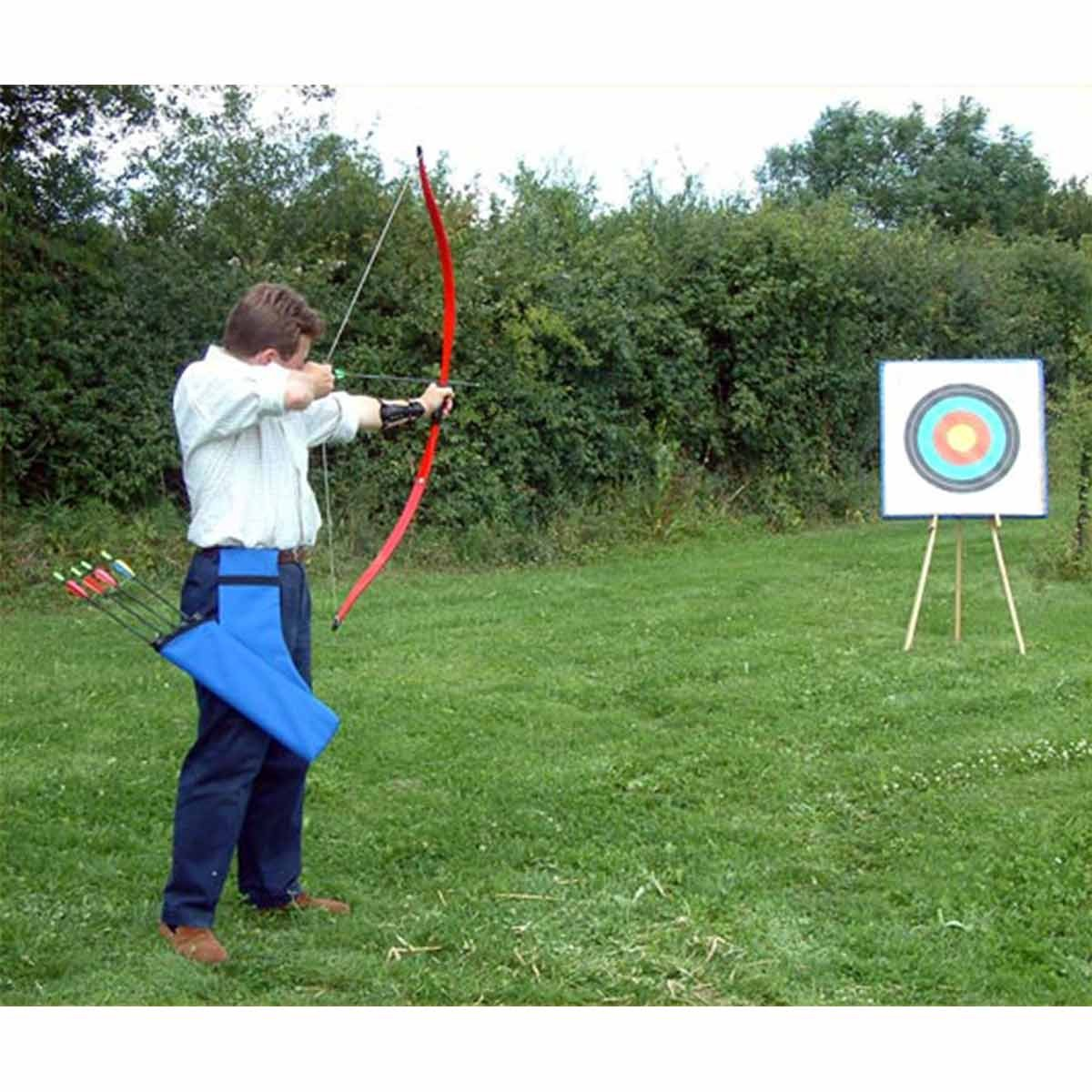 Complete Archery Kit For Adults 130cm 51 Quot Bow The Present Finder
