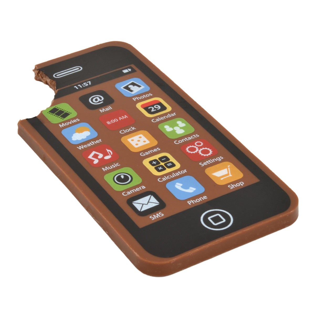 Edible Milk Chocolate iPhone | The Present Finder