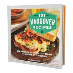 101 Hangover Recipes Book | Hangover Remedies