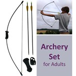Archery Set for Adults - Strong Bow