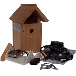 Wired Nest Cam Bird Box
