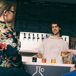 Taste Ten Craft Beers for 2: at London Beer Lab