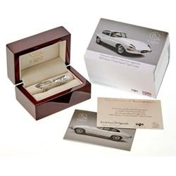 Jaguar E-Type Cufflinks