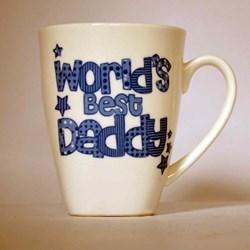 Personalised Worlds Best Dad Mug