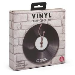 Vinyl Wall Clock Kit