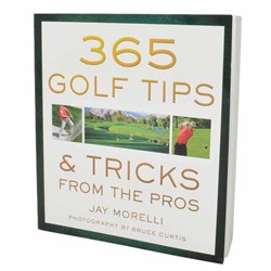 365 Golf Tips & Tricks From The Pros | Jay Morelli