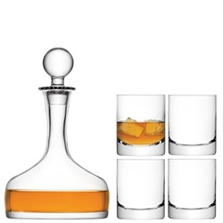 Whisky Decanter Set