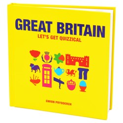Great Britain: Let's Get Quizzical Book