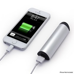 Pocket Smartphone Power Pack | Use your own cable to charge!