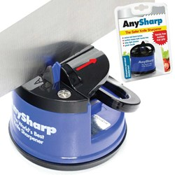 AnySharp Knife Sharpener | The Worlds Best Sharpener