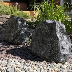 Secondary Bluetooth Garden Rock Speaker