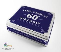 60th Birthday Time Capsule | A Collection of Pure Nostalgia