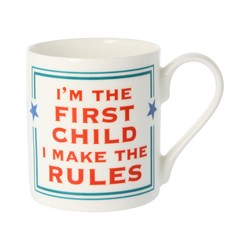 The First Child Mug: Siblings Set