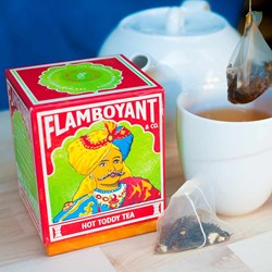 Hot Toddy Flamboyant Tea