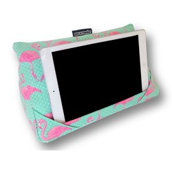 Flamingo Design Tablet Cushion
