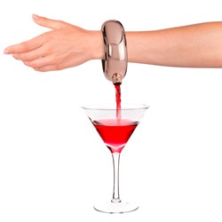 Party Bangle Flask