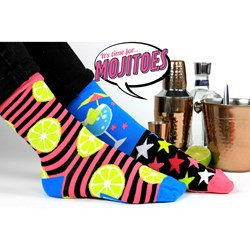 Mojitoes Ladies Oddsocks