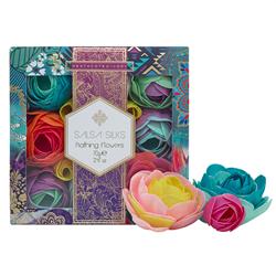 Salsa Silk Bathing Flowers