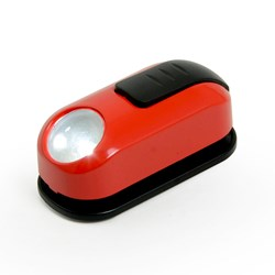 Bright White LED Push Light