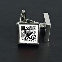 Secret Message Personalised Cufflinks