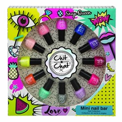Chit Chat Mini Nail Bar