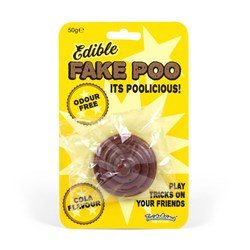 Edible Fake Poo