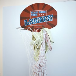 Slam Dunk Laundry Bag