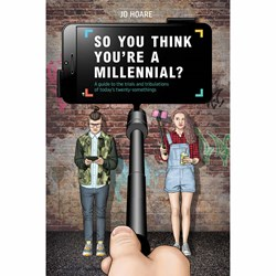 So You Think Youre A Millennial Book